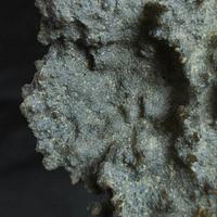 FULGURITE (sable vitrifié par la foudre)