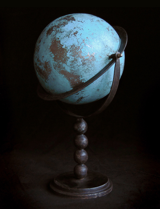 """""""GLOBE"""" DE LIONEL CEYSSAC"""