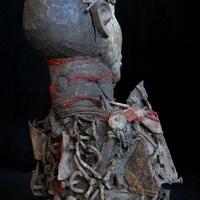 FÉTICHE KONGO-VILI / RDC - ZAIRE