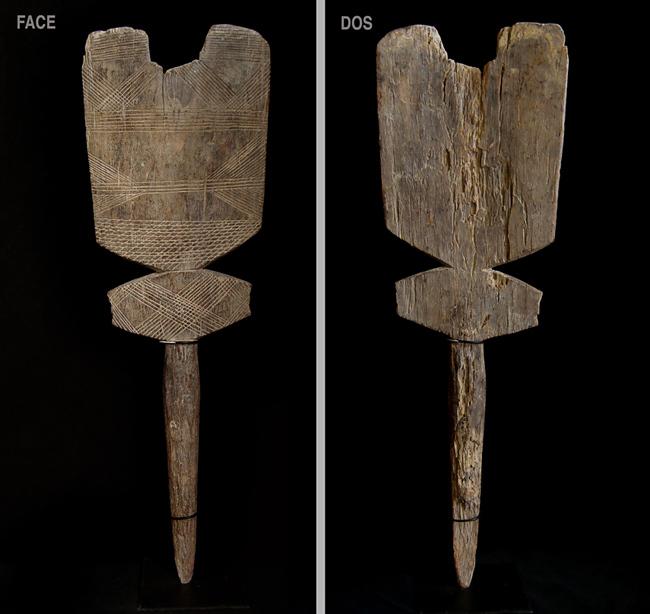 PIQUET DE LIT TOUAREG ANCIEN - NIGER